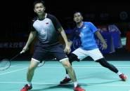 China Open 2019: Turnamen Beruntun, Hendra/Ahsan Fokus Jaga Kondisi