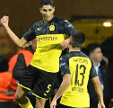 Mengejutkan! Achraf Hakimi Jadi Pemain Terbaik Laga Dortmund vs Inter