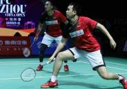 Fuzhou China Open 2019: Hendra/Ahsan Menangi Laga Sengit