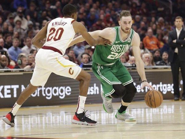 Gordon Hayward Mengamuk, Celtics Tumbangkan Cavaliers
