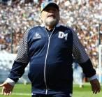 Kesehatannya Dikhawatirkan Putrinya, Diego Maradona Angkat Bicara