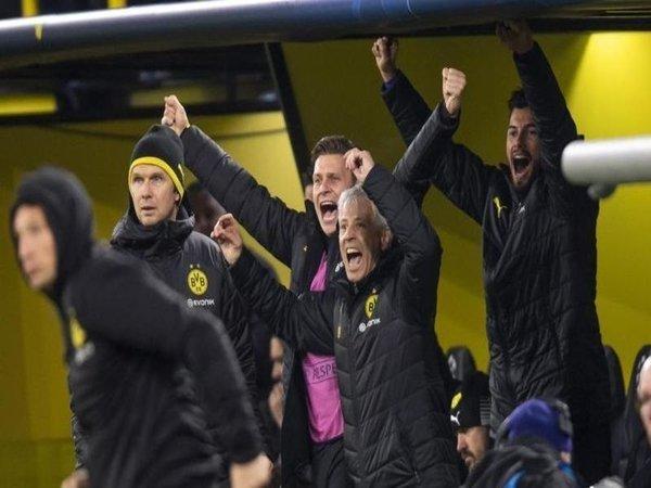 Lucien Favre dari Awal Sudah Yakin Dortmund Mampu Tumbangkan Inter