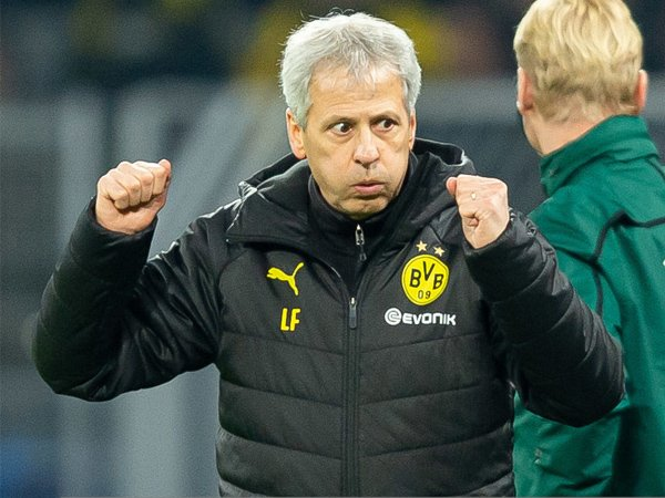 Lucien Favre Klaim Dortmund Lebih Ingin Menang Ketimbang Inter