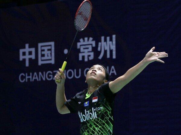 Fuzhou China Open 2019: Gregoria Ditundukkan Unggulan Kedua