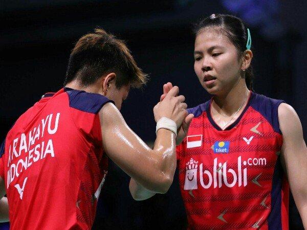 China Open 2019: Kandas di Babak Pertama, Greysia/Apriyani Mengaku Tampil Buruk