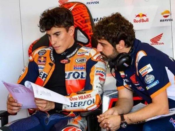 Marquez Sudah Mulai Beberkan Rival Terberatnya di MotoGP 2020