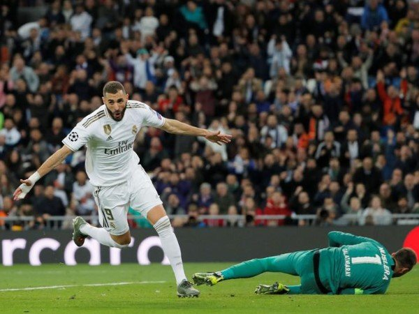 Benzema Tolak Disebut Sebagai Legenda Real Madrid