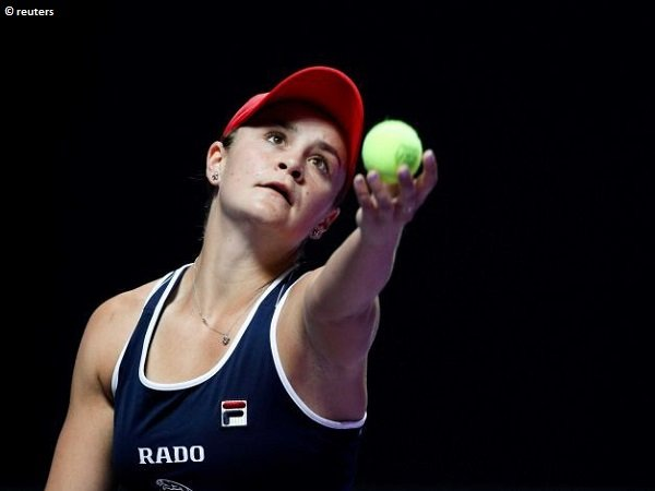 Jelang Final Fed Cup, Ashleigh Barty Waspadai Petenis Ini