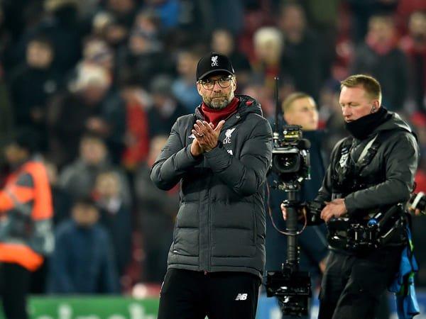 Klopp Desak Liverpool Tampil Berani Saat Lawan City