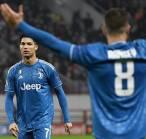 Ramsey Minta Maaf pada Ronaldo Karena Curi Golnya