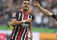 Statistik Silva vs Rebic: Senyum Eintracht, Derita Milan?