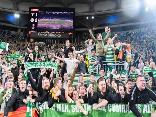 Brutal! Satu Lagi Fans Celtic Ditusuk di Roma