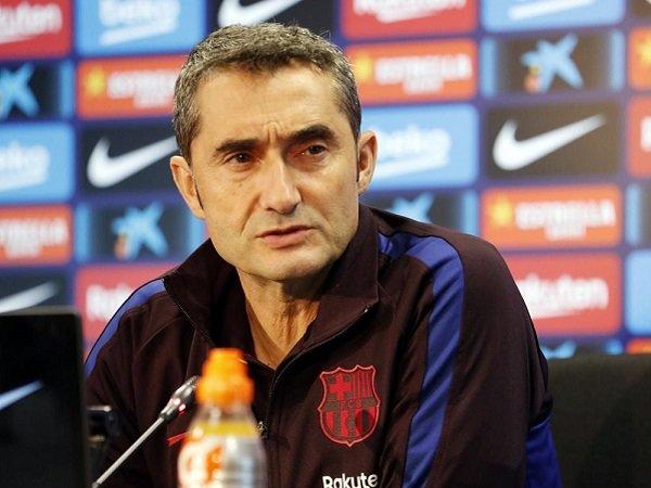 Didukung Presiden, Valverde Tak Cemas Perihal Masa Depannya di Barcelona