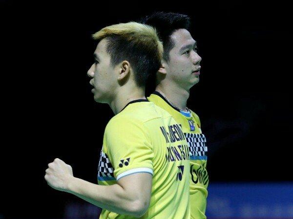 Fuzhou China Open 2019: Kevin/Marcus Melesat ke Final