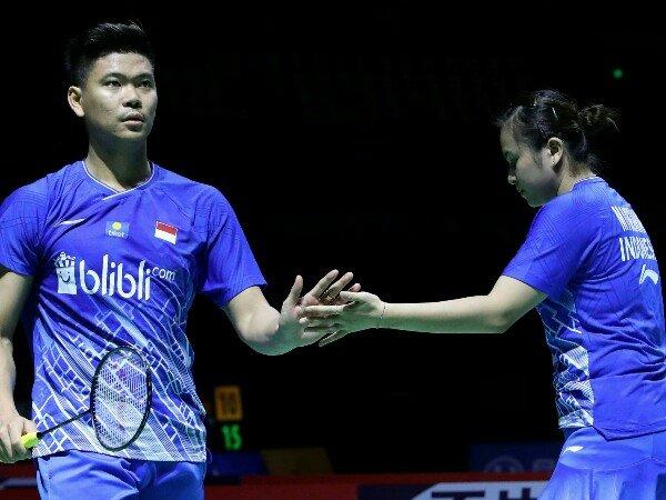 China Open 2019: Praveen/Melati Gagal Amankan Tiket Semifinal