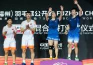 Fuzhou China Open 2019: Tuan Rumah Pastikan Gelar Ganda Campuran