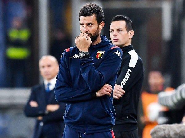 Motta Sebut Genoa Hadapi Napoli Pada Saat yang Tepat