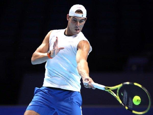 Rafael Nadal Incar Gelar ATP Finals Pertama