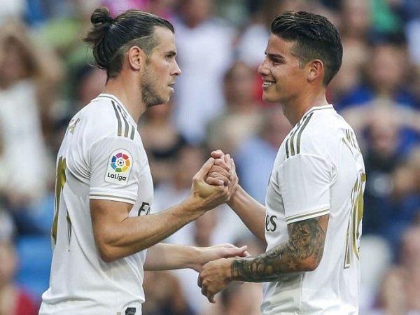Zidane Klaim Bale dan James Belum Siap Tampil untuk Real Madrid