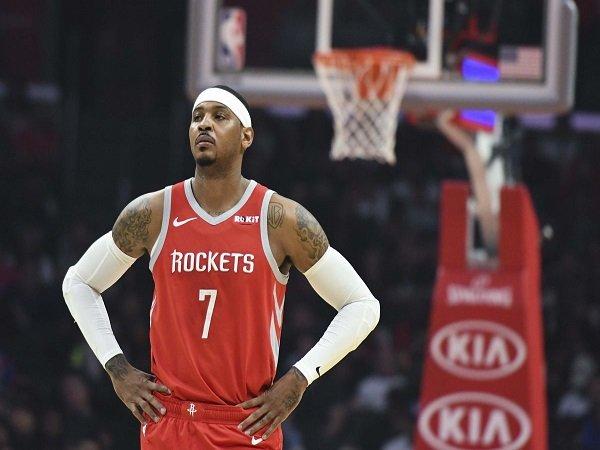 Carmelo Anthony Masih Simpan Hasrat Untuk Kembali Bermain di NBA