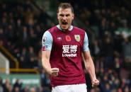 Chris Wood Perpanjang Kontrak di Burnley Hingga 2023