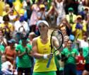 Hasil Fed Cup: Ashleigh Barty Buat Caroline Garcia Mati Kutu