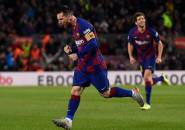 Hat-trick Messi Bawa Barcelona Hancurkan Celta Vigo