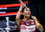 Kento Momota vs Chou Tien Chen di Final Fuzhou China Open 2019