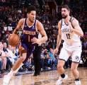 Duo Guard Bersinar, Suns Mampu Tumbangkan Nets