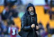 Nuno Puas Dengan Daya Juang Anak Asuhnya Saat Wolves Menang Atas Aston Villa