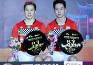 Raih Quatrick Gelar di Fuzhou China Open, Kevin/Marcus Merasa Tak Pernah Puas