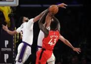 Toronto Raptors Putus Tren Kemenangan Los Angeles Lakers