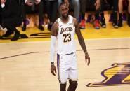 Tren Kemenangan Lakers Terputus di Tangan Raptors, Begini Tanggapan LeBron James