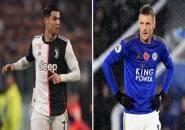 Urusan Bikin Gol, Vardy Dinilai Punya Kemiripan dengan Ronaldo