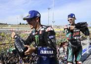 Vinales dan Quartararo Diyakini Jadi Masa Depan Yamaha, Rossi Tersingkir?