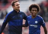 Lampard Desak Chelsea untuk Pertahankan Willian