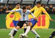Tanpa Neymar, Brasil Tak Gentar Hadapi Argentina