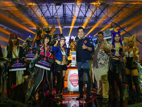 7 Tim eSports Kelas Dunia Lahir dari Grand Final UniPin SEACA 2019