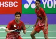 Hong Kong Open 2019: Ganda Putra Pastikan Satu Tiket Perempat Final