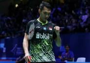 Hong Kong Open 2019: Jonatan Lolos, Shesar Ditundukkan Chen Long