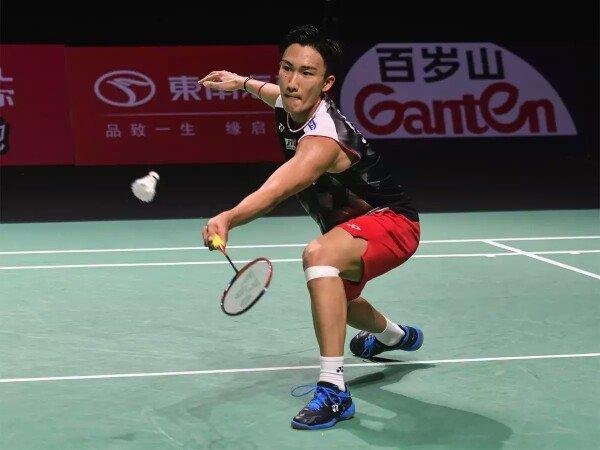 Apa Alasan Kento Momota Mundur Dari Hong Kong Open 2019?