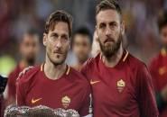 Ada yang Hilang dari Roma Pasca Kepergian Totti dan De Rossi
