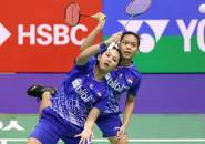 Hong Kong Open 2019: Kandas di Babak Pertama, Fadia/Ribka: Pertahanan Lawan Rapat Sekali