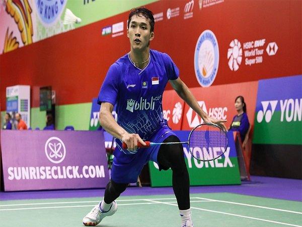 Hong Kong Open 2019: Tumbangkan Wakil India, Jonatan Amankan Tiket ke Perempat Final