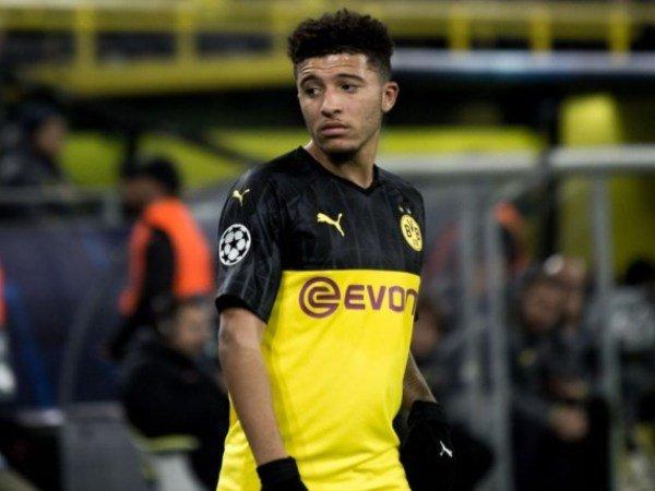 Sancho Disebut Sudah Ingin Tinggalkan Dortmund