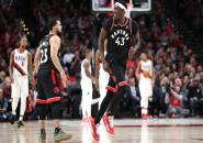 Toronto Raptors Sukses Curi Kemenangan Dari Markas Portland Trail Blazers