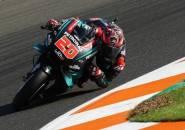 Hasil FP2 MotoGP Valencia: Quartararo Sapu Bersih Latihan Bebas Hari Pertama