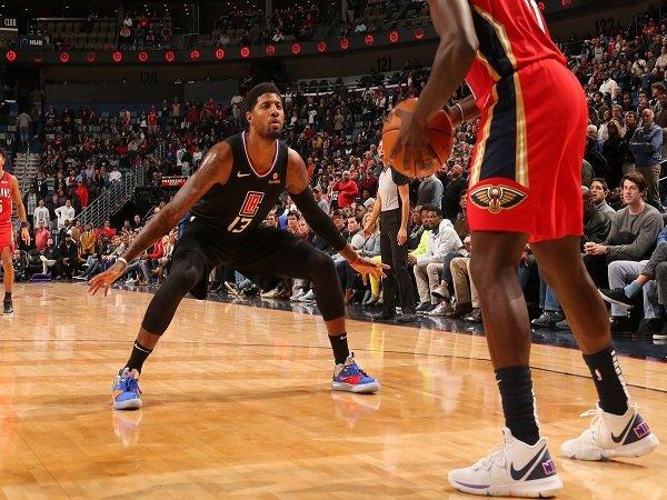 Pelicans Rusak Debut Paul George Bersama Clippers