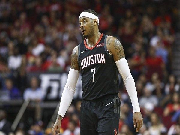 Penantian Panjang Usai, Carmelo Anthony Teken Kontrak Dengan Portland Trail Blazers