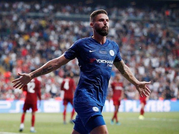Zouma: Giroud Frustrasi Di Chelsea
